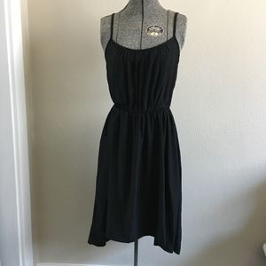Cotton On Black High-Low Dress